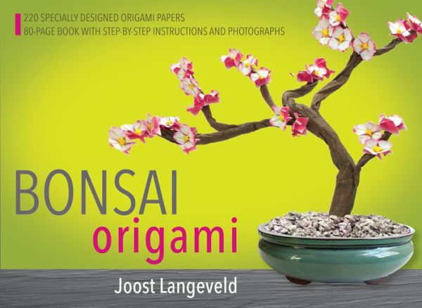 Bonsai Origami Boek