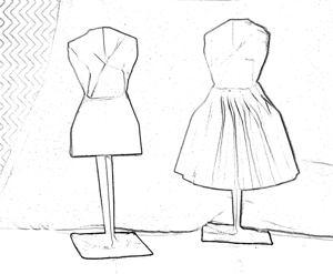 Kleurplaten Dansende Prinses.Joost Langeveld Origami Pagina