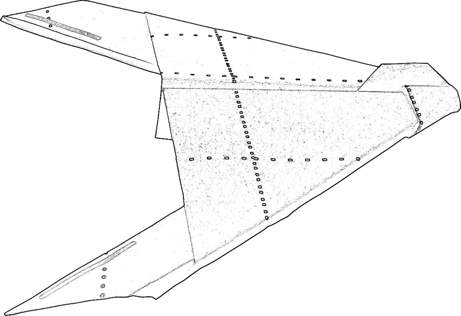 stealth bomber coloring pages - photo#19