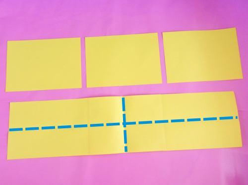 Engineers create emergency origami bridge - BBC News | 372x500