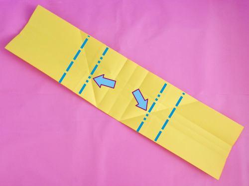 Zippered tube' origami could build bridges - Futurity | 374x500