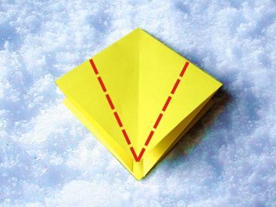 heart attack origami