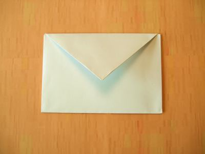 ORIGAMI ENVELOPE CD