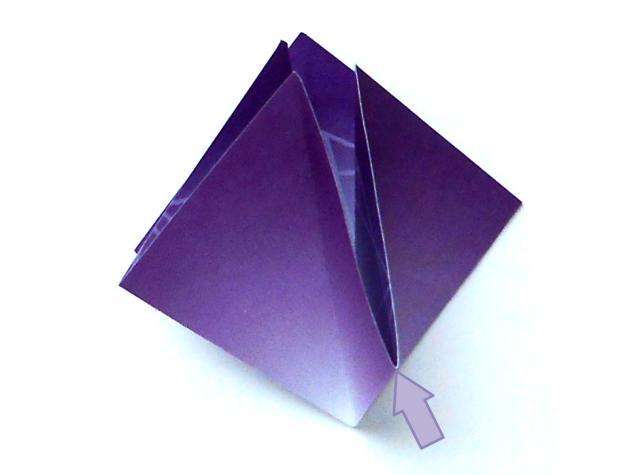 Origami Water Lily | Origami lily, Origami water lily, Lily pads | 475x640