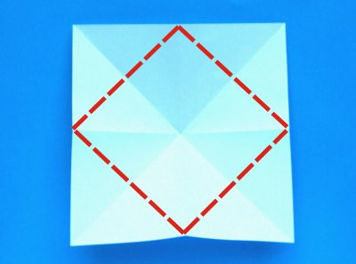 Origami Petal Fold | 297x400