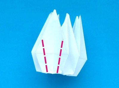 Joost langeveld origami page origami lotus flower folding instructions the 4 petals mightylinksfo Images