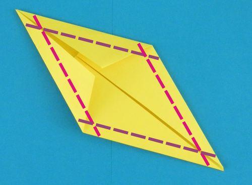 Origami Candy Box + Lid - Paper Kawaii - YouTube | 368x500