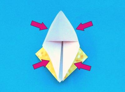 modular origami ball instructions