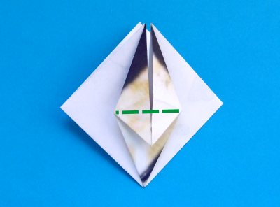 Easy Origami Paper Panda Instructions You Can Fold Easily | 296x400