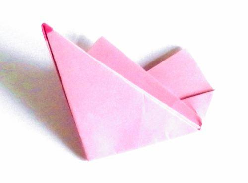 Panther Origami by W-LAN-Kabel - Thingiverse | 369x500