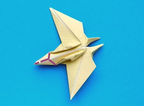 pterodactyl and other cool origamis | Star wars origami, Star wars ... | 369x500