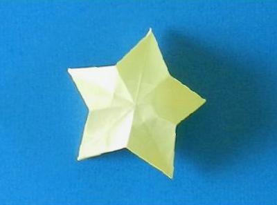 DIY Sticky-Note Butterfly Origami - video dailymotion | 297x400