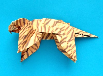 25 Purr-fect Origami Cats, Fur Real, I'm not Kitten... | 296x400