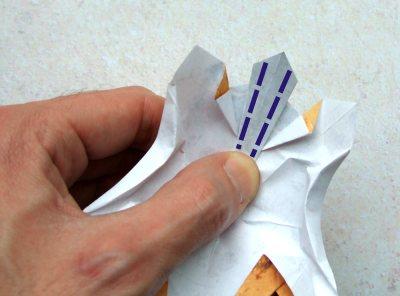 Origami Turtle Diagram Origami Turtle Diagrams