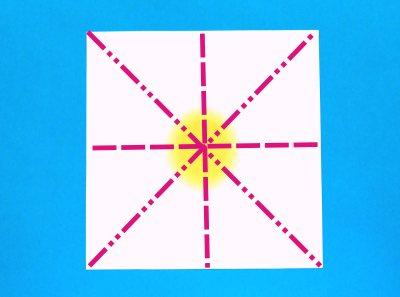 Origami Water Lily | Origami lily, Origami water lily, Lily pads | 297x400