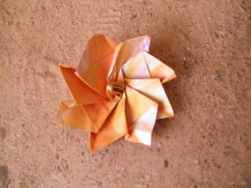 Joost langeveld origami page origami flower mightylinksfo