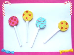 kawaii origami candy picture