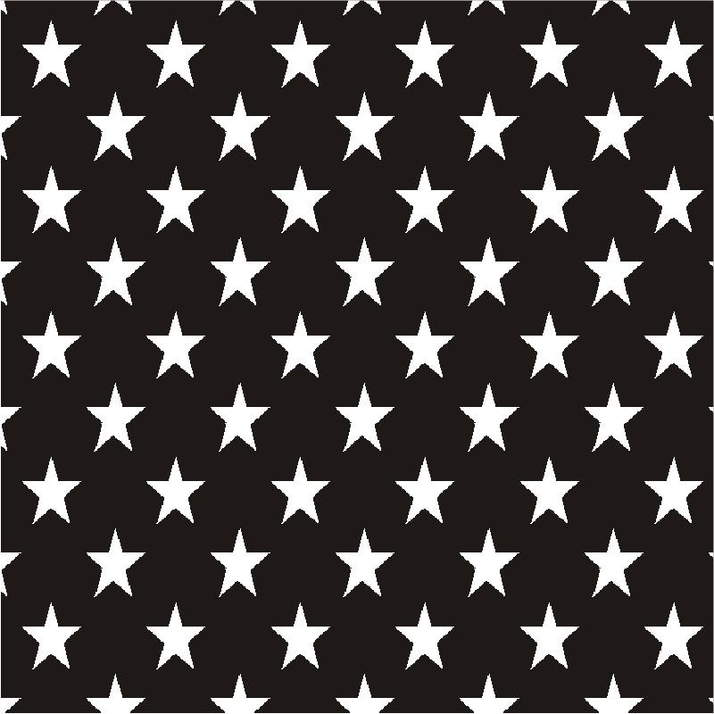 Origami paper with star texture for folding a witch hat